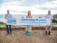 South Devon Area of Outstanding Natural Beauty 60@60 Challenge Launch