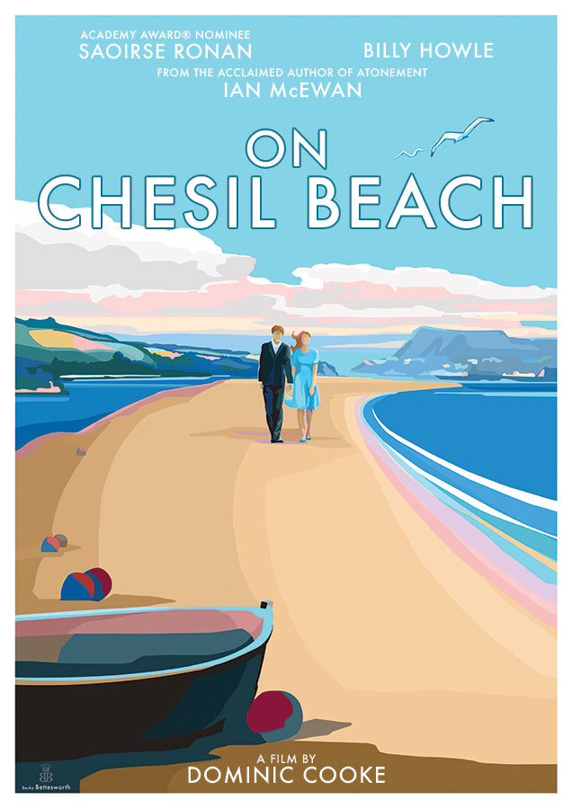 Commission for Lionsgate Film On Chesil Beach