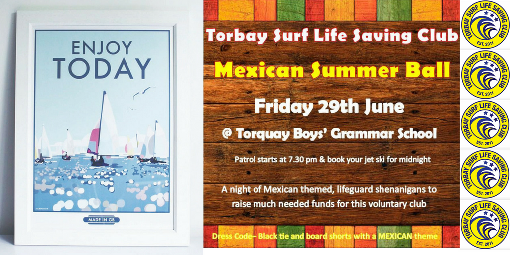 TORQUAY LIFE SAVING CLUB - MEXICAN SUMMER BALL - BECKY BETTESWORTH