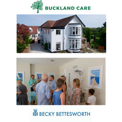 BUCKLAND CARE - MULBERRY HOUSE OPENING - BECKY BETTESWORTH
