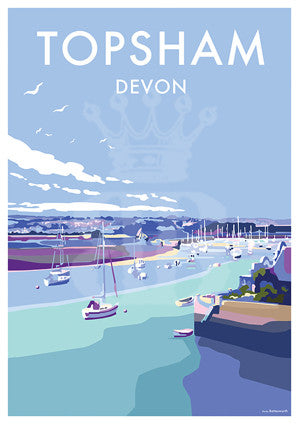 New Topsham Poster Release
