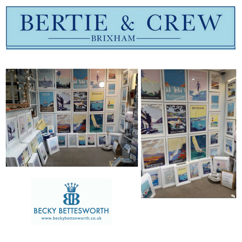 BERTIE AND CREW - BRIXHAM - Under New Management