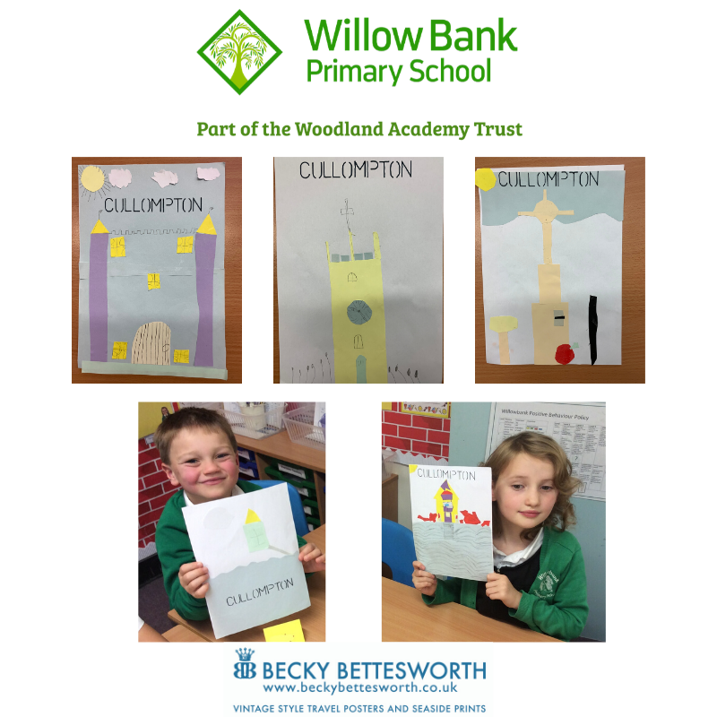 SCHOOL VISIT WILLOWBANK PRIMARY SCHOOL CULLOMPTON