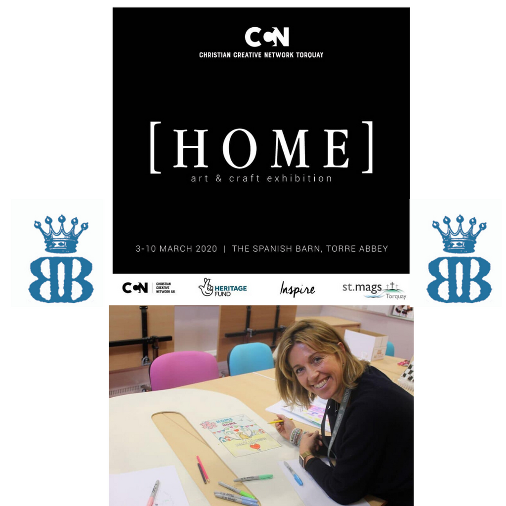 HOME Exhibition - Creative Christian Network