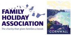 Becky Supports the Family Holiday Association