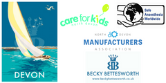 Becky Supports Local Charities