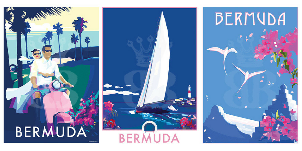 The Stunning New Bermuda Collection