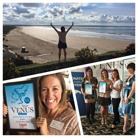 Becky Bettesworth Venus Award Finalist for Devon Region 2015