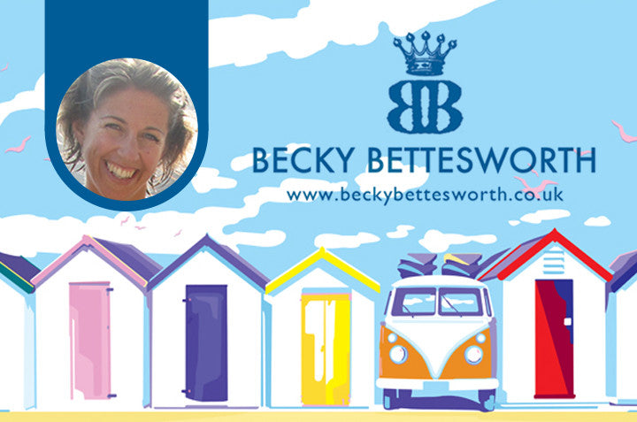 An Interview with Artist Becky Bettesworth by Holiday Cottages