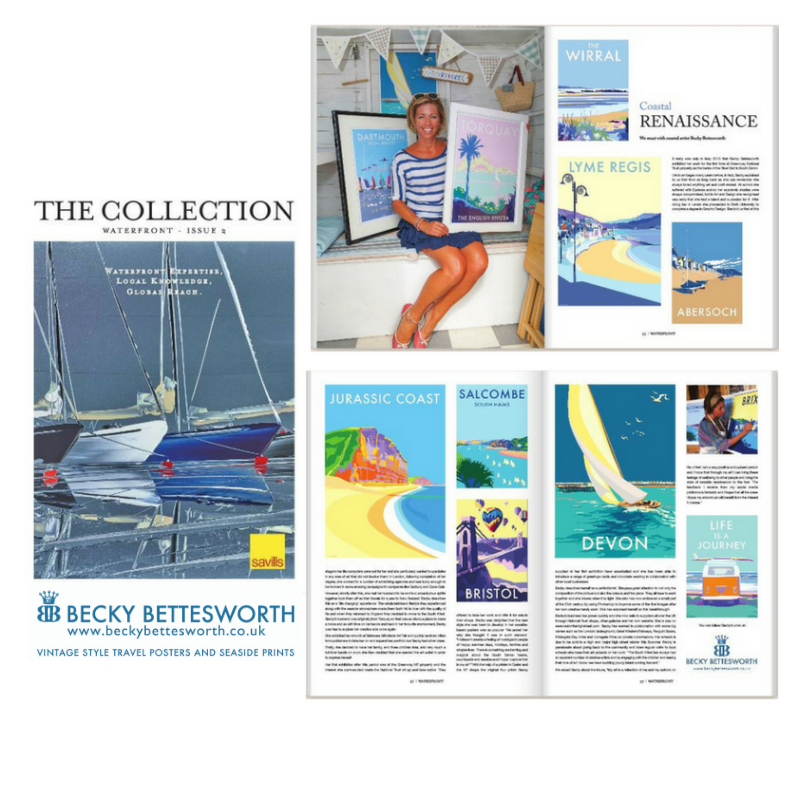 The Savills Collection Magazine, Waterfront, Issue 2