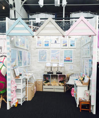 Becky Bettesworth at Country Living Fair 2015