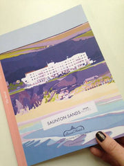 Saunton Sands Hotel Book 2016