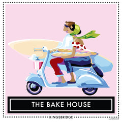 The Bake House commission