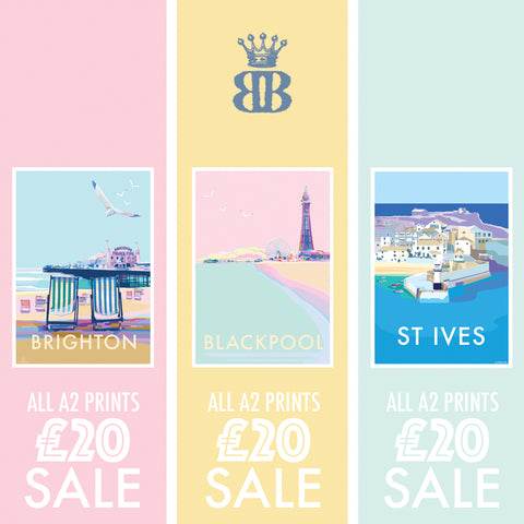 £20 Becky Bettesworth A2 Poster Sale