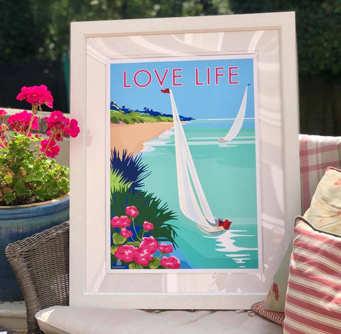 Becky Bettesworth Love Life Special Collection Print