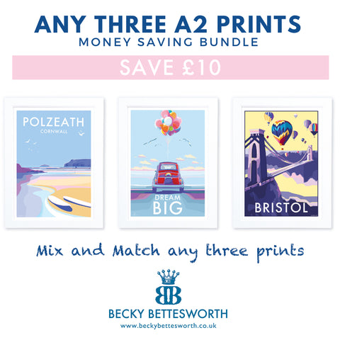 Becky Bettesworth A2 Money Saving Multi-buy Bundle offer