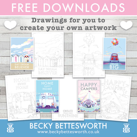 Becky Bettesworth Free download drawings