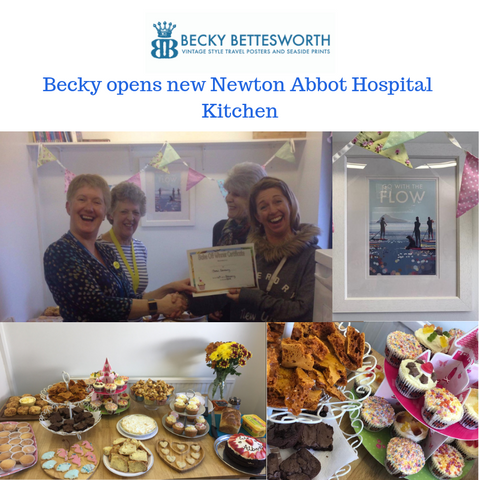 Becky Bettesworth - Albany Clinic Newton Abbot NHS
