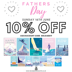 Fathers Day BIG Daddy 10% OFF Discount code