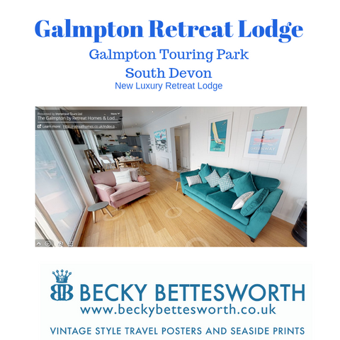 Galmpton Retreat Lodge - Becky Bettesworth