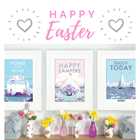 Happy Easter with love from Becky Bettesworth