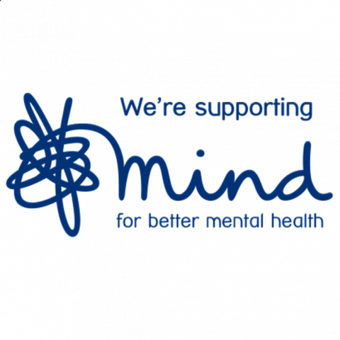 We are supporting Mind charity