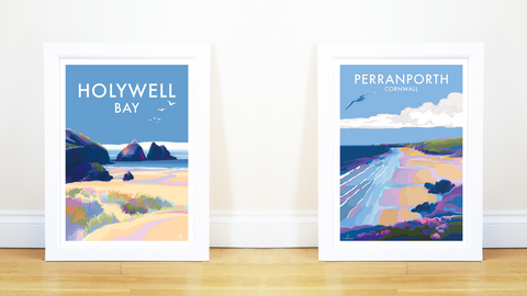 Perranporth and Holywell Bay Becky Bettesworth