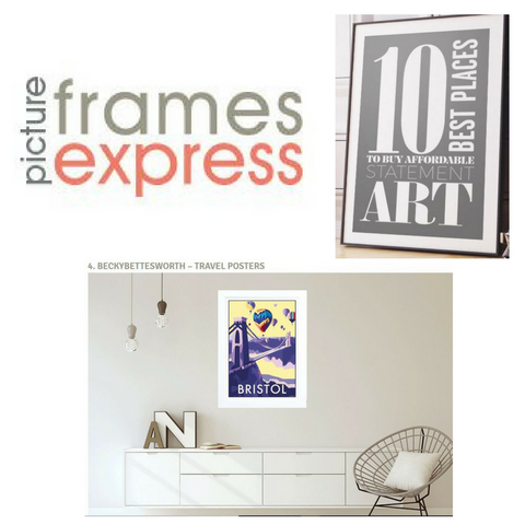 PICTURE FRAMES EXPRESS - I AM IN THE TOP FOUR OF BEST PLACES TO BUY ...