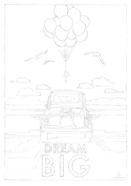 FREE - Dream Big - Download to Create