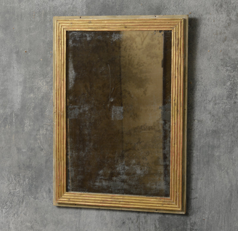 French 18th Century Chateau mirror