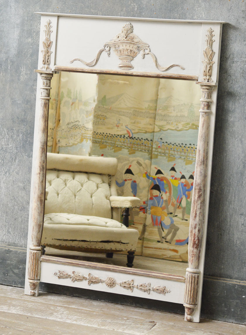 French 19th Century Regence style mirror