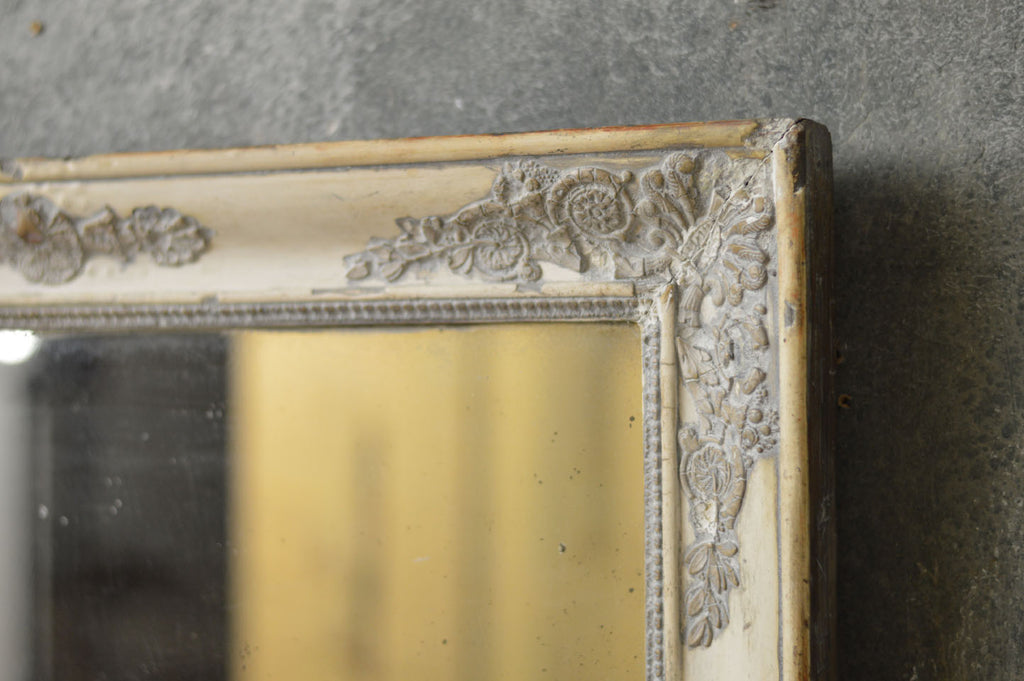 French 19th Century Empire  mirror