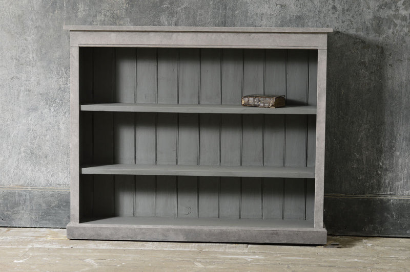 19th Century painted bookcase