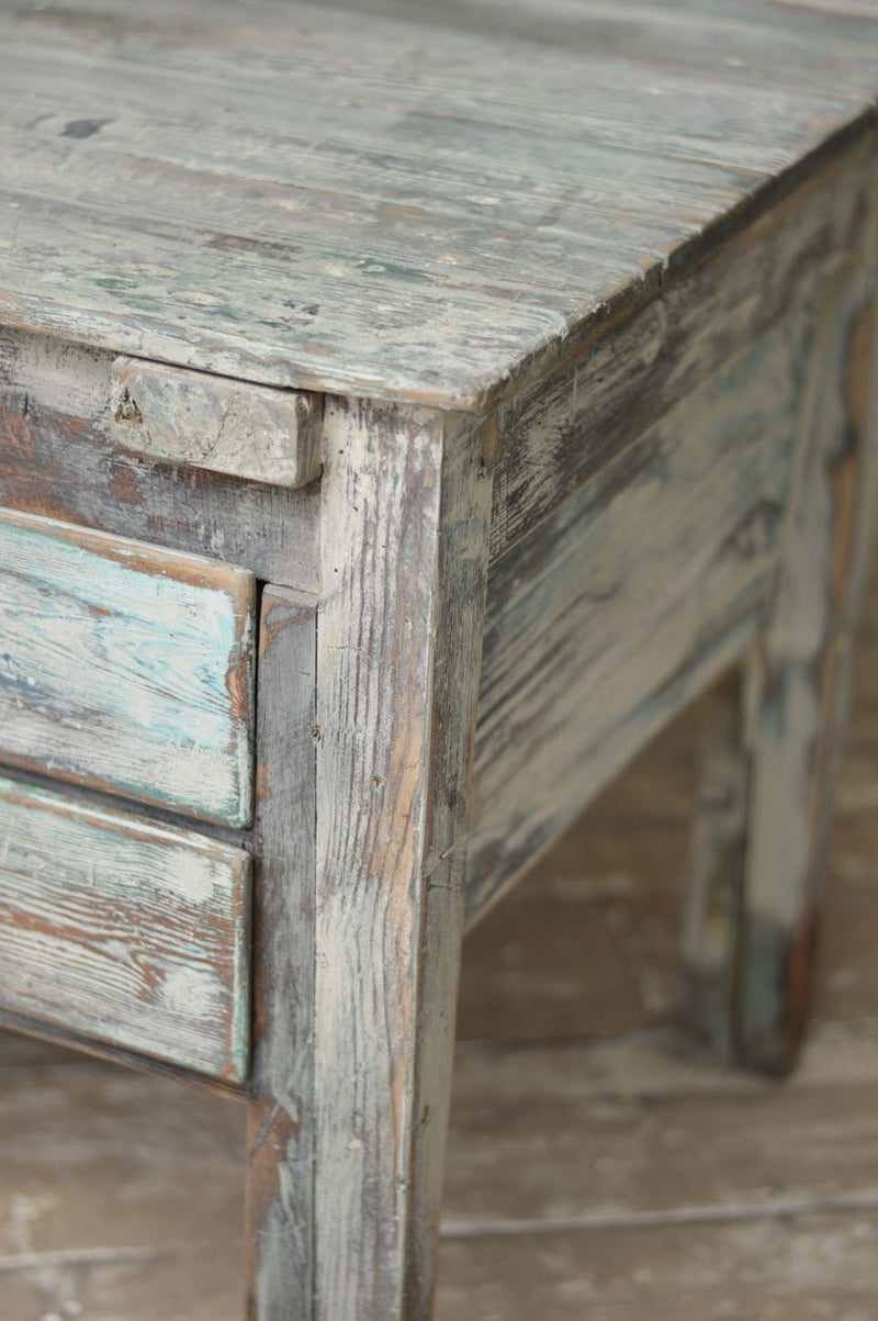 A Vintage craft table.