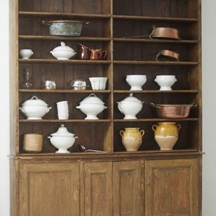 English, early 19th Century shop dresser