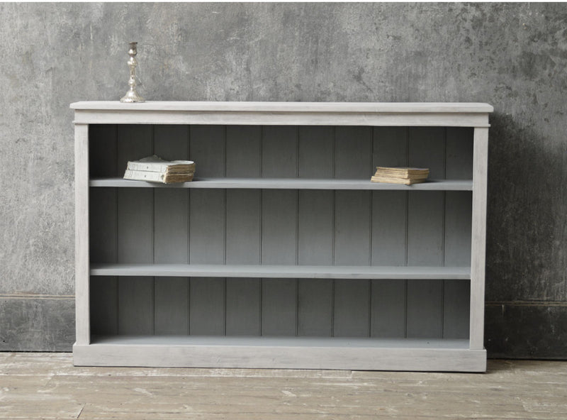 English 19th Century painted bookcase