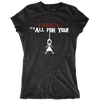 Damien Its All For You Female Tee - The Great Tshirt Store