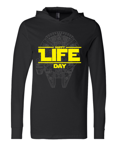 Star Wars: Happy Life Day Millennium Falcon Edition