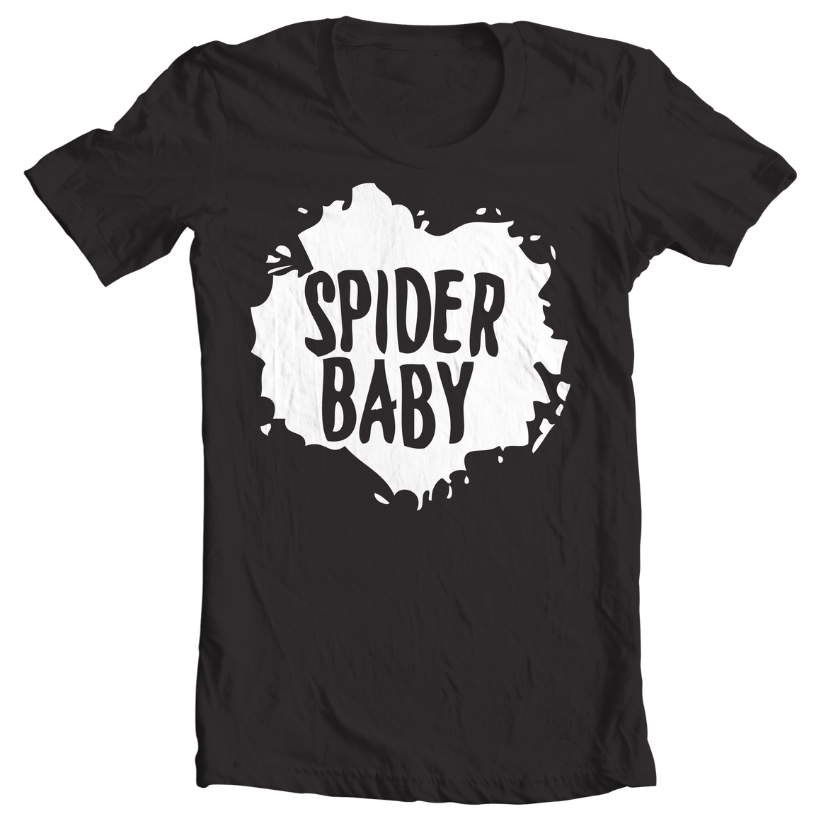 Spider Baby Male Tee - The Great Tshirt Store