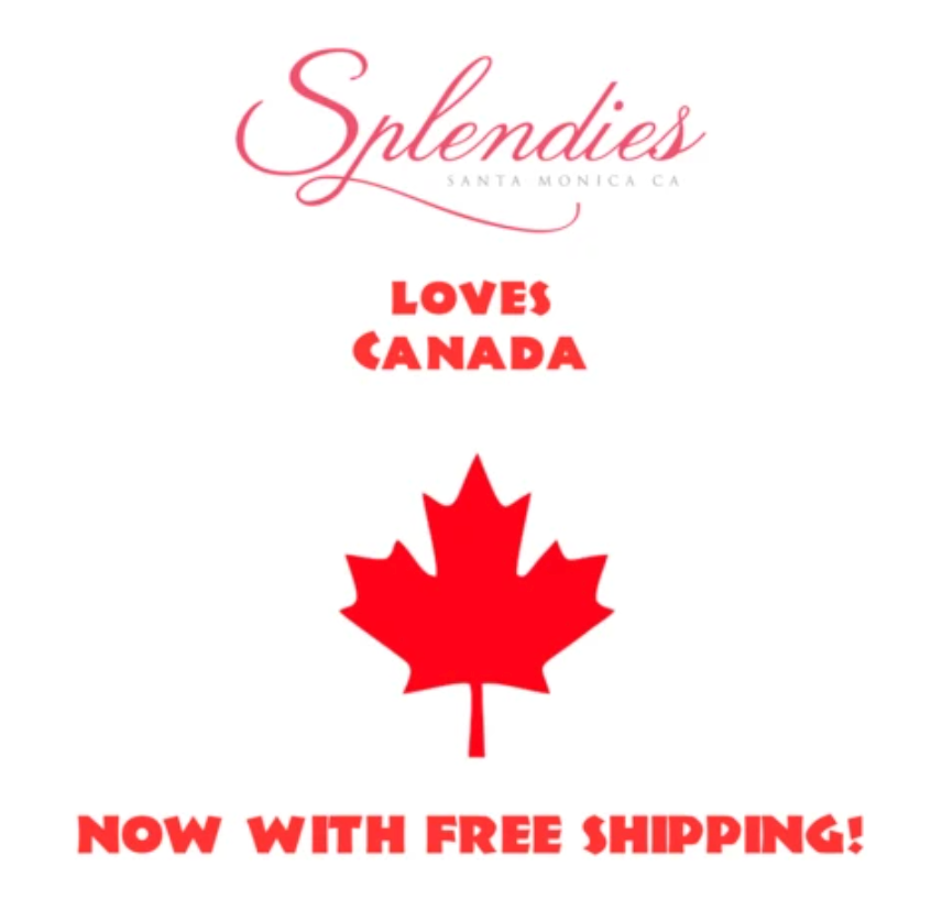 Back to FREE Shipping for Canadian Members!