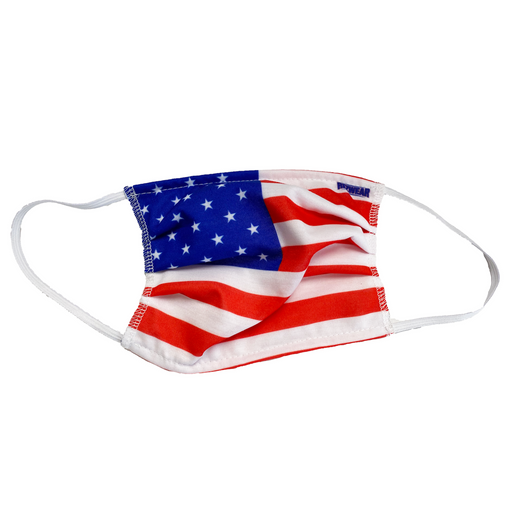 American Flag Cloth Face Masks (10 Pack) - SMPW-PPE