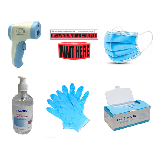 Business Reopening Kit - SMPW-PPE