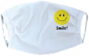 Custom Designed Reusable Face Mask (100 minimum) - SMPW-PPE