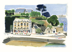 Dinard // Dominique Corbasson