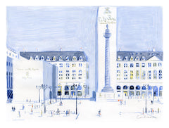 Place Vendome // Dominique Corbasson