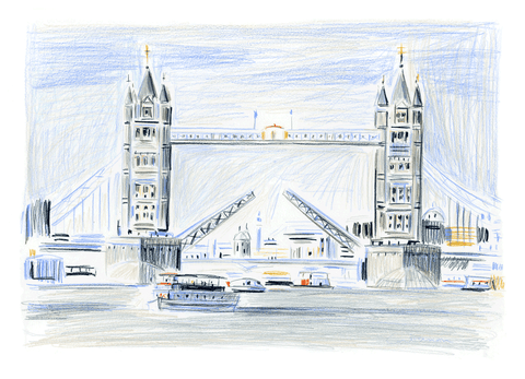 Tower Bridge // Dominique Corbasson