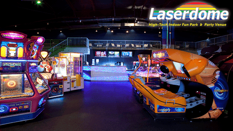 Image of Laserdome Laser Universe Birthday Party