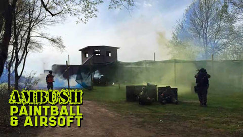 Image of Ambush Adventure Park: Walk-on Play Paintball Admission
