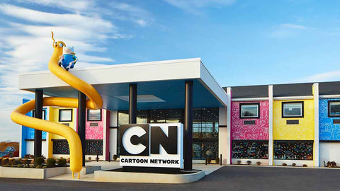 Image of Cartoon Network Hotel: $30 Worth of Family-Friendly Dining at the Cartoon Kitchen