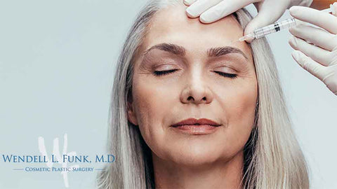 Dr. Wendell L Funk Cosmetic Plastic Surgery - $100 Towards Botox or Filler